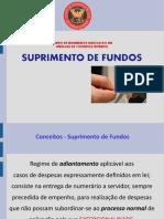Suprimento de Fundos - CBMRN