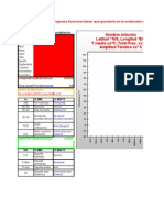 1º ESO Climograma Excel