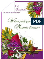 First Church of Seventh-day Adventist Weekly Bulletin - Spring/Summer 2011