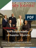 Profiles in Diversity Journal | Nov/Dec 2007