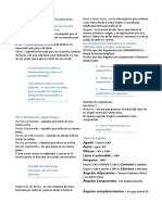 Resumen Elementos Básicos de Geometria- Definiciones
