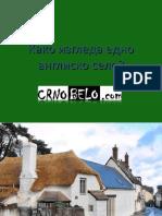 Како изгледа едно англиско село