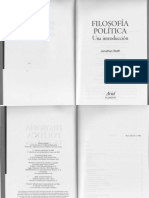 Wolff - Filosofia Política. Una Introduccion (p. 85-89)