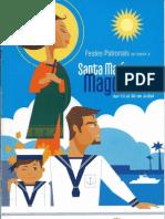 Programa Fiesta Sta. Maria Magdalena, Moncofa 2006