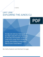 Exploring the JUNOS CLI