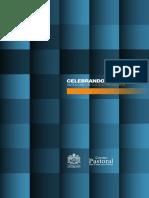 Celebrando la vida - Antología de cantos religiosos Ed. 1 - 2014