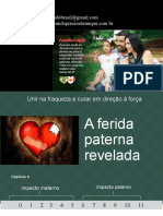 Feridas Paternas, maternas set 2019 , bsb
