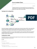 Ciscomadesimple.be-configuration DHCP Sur Un Routeur Cisco
