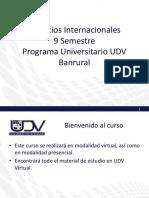 Unidad 1 Negocios Internacionales 2016