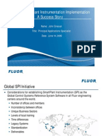 Fluor SPI Implementation