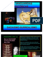 32.-DADAISMO-SURREALISMO