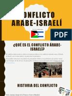 Conflicto Árabe-Israelí [Autoguardado]