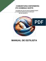 Manual de Estilista Mano Amiga