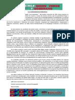 Carta Final de Agradecimiento a La Comunidad de Panguipuli