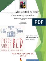 ADM - Organización de las redes de salud en Chile.
