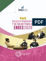 Informe Principal Endes 2020 May21