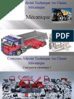 Presentation At1er Classe Mecanique 2015 Sur Site