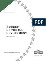 Budget Fy22