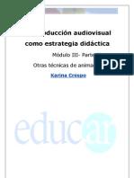 Produccion audiovisual-Modulo  3- Parte 2