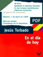 En El Dia de Hoy - Jesus Torbado