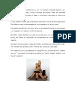 El martillo mecánico de Leonardo da Vinci