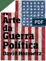 A Arte Da Guerra Política by David Horowitz (Z-lib.org).Epub