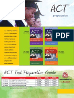 ACT Flyer 3-1-11