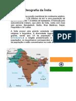 Geografia da Índia