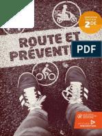 livret-pédagogique sécurité routière