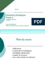 4 - Cours Bachelor.strategie mkg-2017