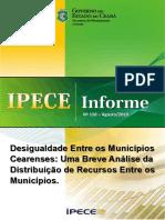 Ipece Informe 158 29 Ago2019
