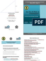 Georgia - Are You At Risk of Foreclosure?