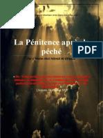La Pénitence après le péché
