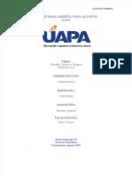 PDF Tarea 4 y 5 Filosofia General de Cristina