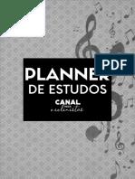 Planner - Para Violinistas (Oficial)