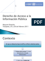 PPT Acceso