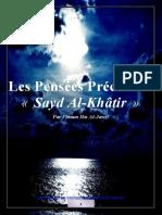 Les Pensées Précieuses - Sayd Al-Khâtir