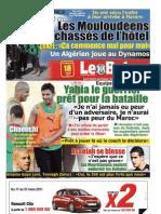 LE BUTEUR PDF du 18/03/2011