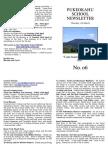 Pukeokahu Newsletter No.6