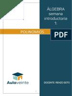 Semana Intro 1-Polinomios