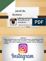 Creación de un instagram