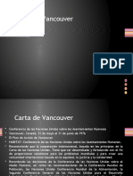 Carta de Vancouver