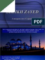 -SHEIKH ZAYED- templo muçulmano