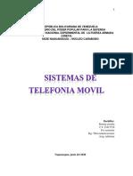 Sistemas de Telefonia Moviles