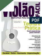 Violão Fácil - Peter Dietrich - Volume 01 (2019-07-07)