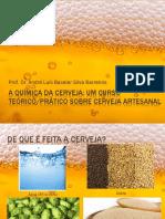 A Química da Cerveja