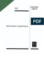 1382-79 Detector Calor Puntual