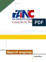 TI 006 Search engines (II)