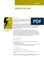 HSE electrical safety