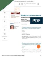 cuestionario 4 SGT ISO 9001